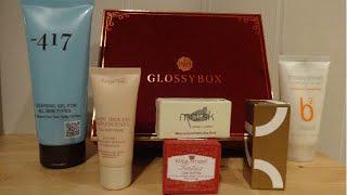 Glossyboks #4   Juleboks Limited edtion