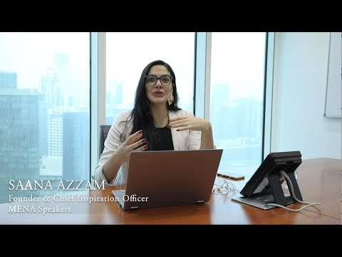 A day in the Life of Saana Azzam | Dubai | Womenpreneur | CEO