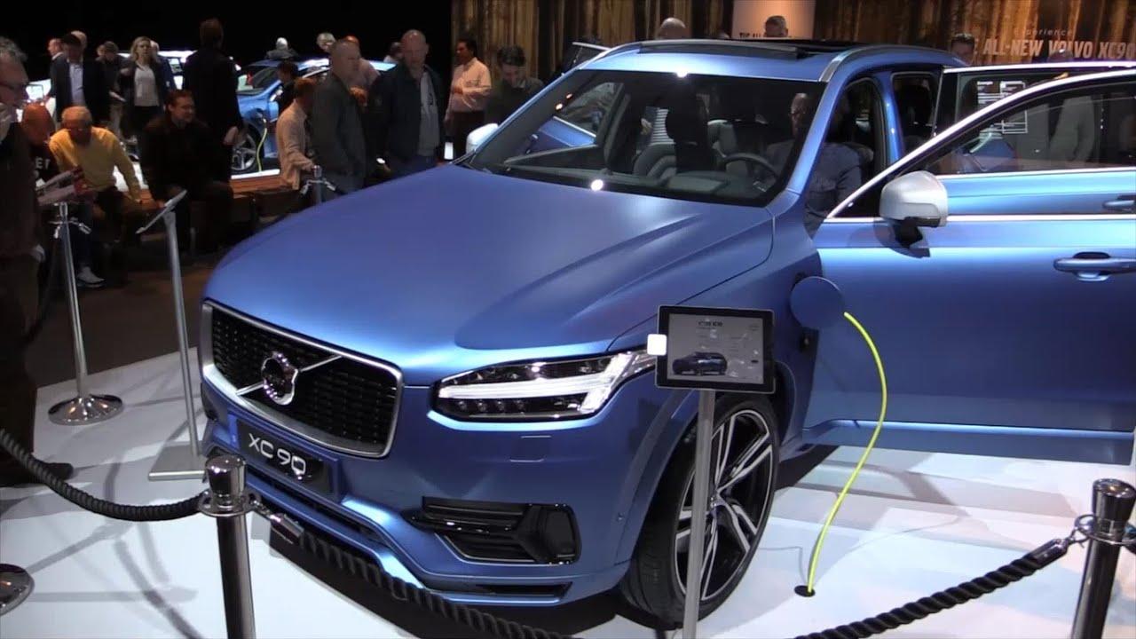 Volvo Xc90 R Design 2016 In Depth Review Interior Exterior