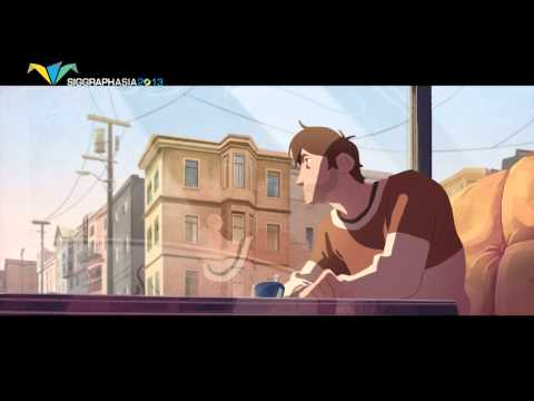 SIGGRAPH Asia 2013 : Computer Animation Festival Preview Trailer