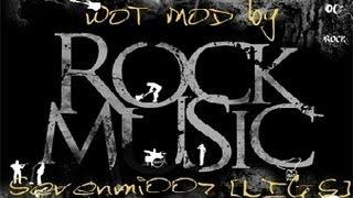 worldOfTanks Rock mod by Sevenmi007 (замена музыки в WoT рок/альтернатива)