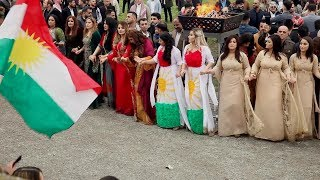 Kurdish Newroz (Nawroz) Nashville 2018 Full Video