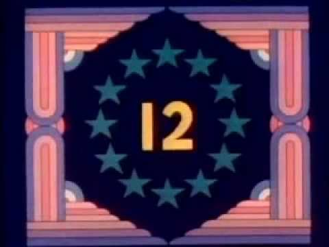#ThrowbackThursday SESAME STREET COUNTING TO 12 PINBALL SONG