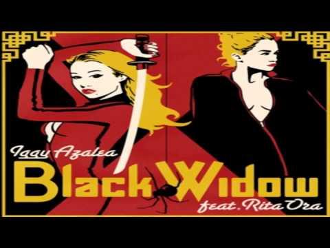Iggy Azalea Ft Rita Ora  Black Widow Radio Edit