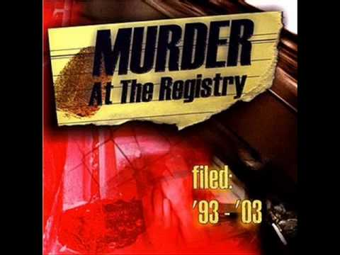 Murder at the Registry - To some angels
