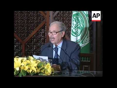 Arab League members comment on situation in Lebanon