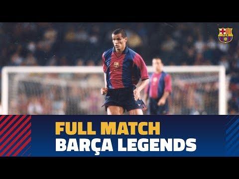 FULL MATCH | Seleção Pernambucana v Barça Legends