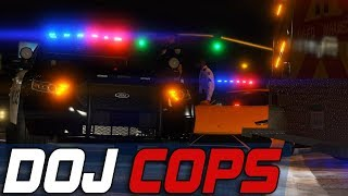 Dept. of Justice Cops #766 - Working The Beach WORKING!! 検索動画 43