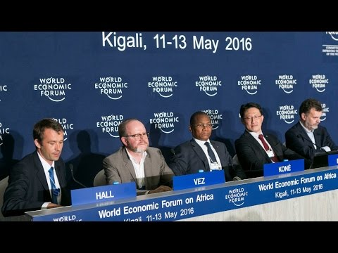 Africa 2016 - How can we combat cyber-crime in Africa?