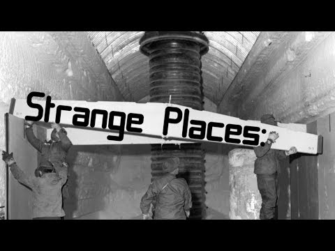 Strange Places | Camp Century (Project Iceworm)