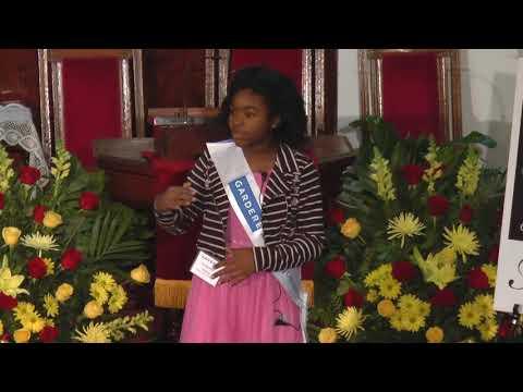 2018 Houston Winning Speech - 22nd Annual Gardere MLK Jr. Oratory Competition - Tchanori Kone