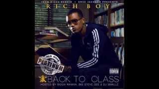 *new* Rich Boy-crown The King   Rich Boy-back To Class Mixtape