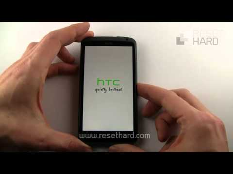 Hard Reset HTC One X How-To