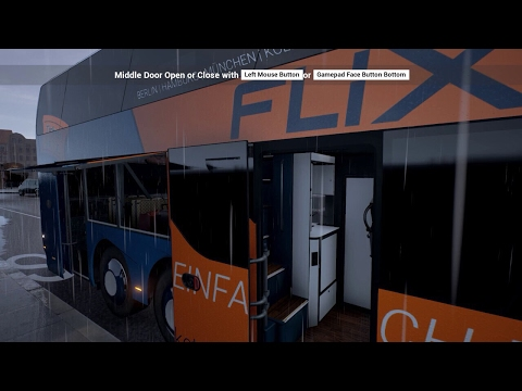 Coachbus Simulator (GER) - Destination: To Dresden Terminal