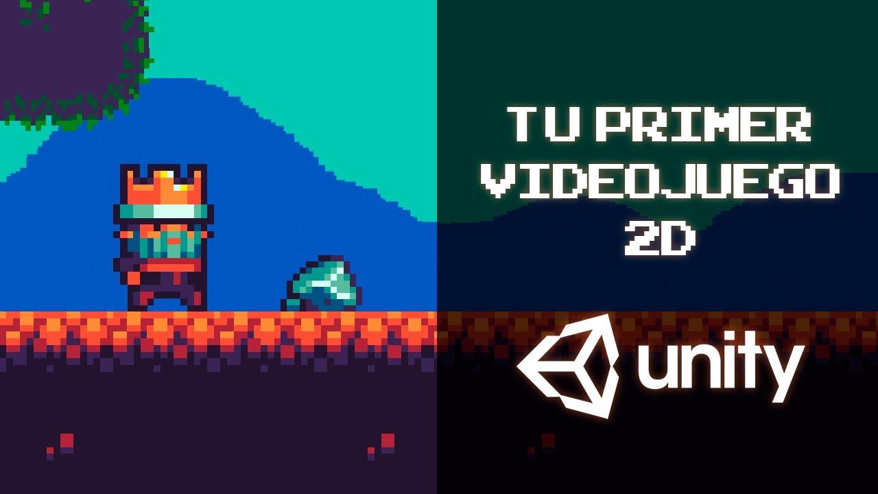Crea tu primer juego 2D en Unity desde cero