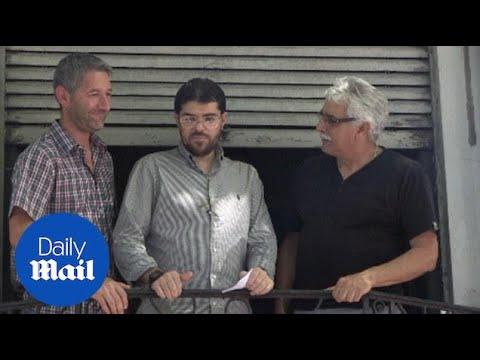 Six Guantanamo inmates transferred to Uruguay in 2014 - Daily Mail
