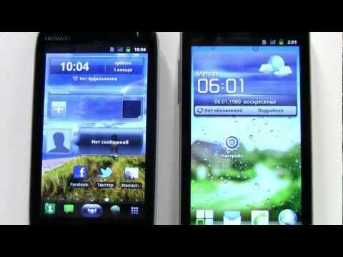 Видеообзор смартфонов Huawei Honor и Vision