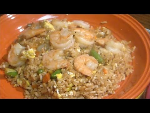How to make shrimp fried rice chinese fried rice recipe youtube how to make shrimp fried rice chinese fried rice recipe ccuart Image collections