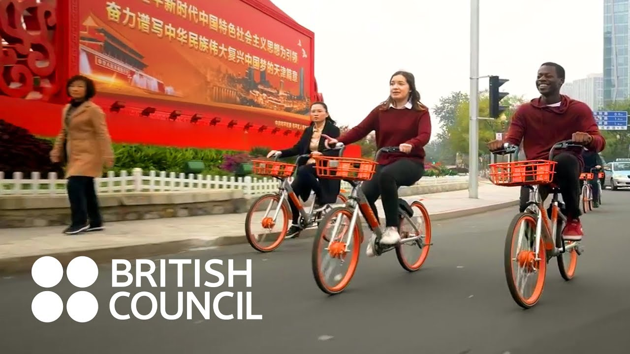Study in China | British Council