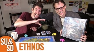 Ethnos - Shut Up & Sit Down Review