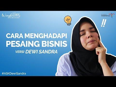 #askDewiSandra | Tips Bisnis versi Dewi Sandra