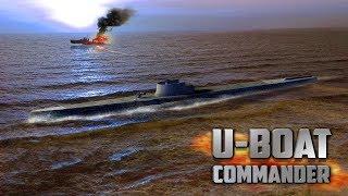 WWII U Boat Submarine Commander