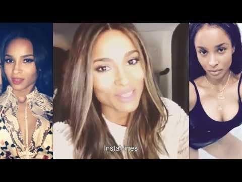 Ciara Princess Harris Instagram Videos Compilation / Ciara Vine Compilation
