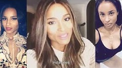 Ciara Princess Harris Instagram Videos Compilation / Ciara Vine Compilation