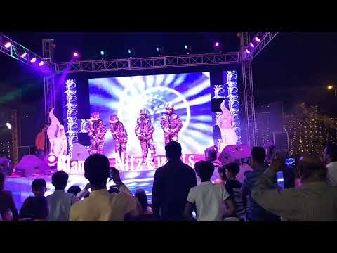 Mirror Act performance by Glamour Nitz Events $ Entertainment 9873352955...