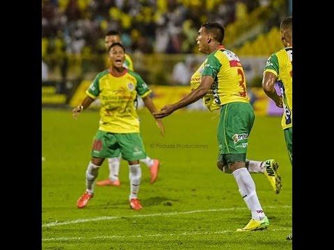 Real Cartagena 2 - America 2 - Narracion: Besame Radio