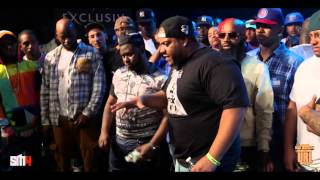 SMACK/URL Charlie Clips vs T Rex ( BODY BAG! 1 of my favorite Rap Battles)