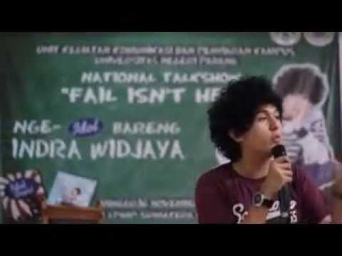 Indra Widjaya - Rude (Magic! Live Cover)