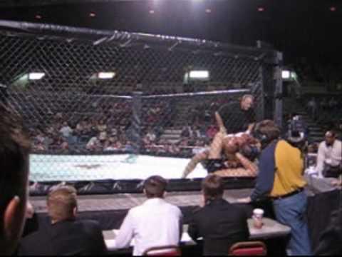 DFC 12Leo Kuntz vs. Nick Wagner MMA
