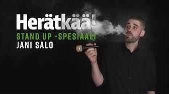 Jani Salo - Herätkää! | Stand Up Spesiaali (2017)