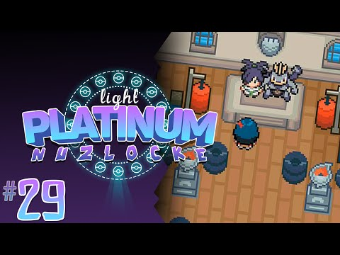 Pokemon Light Platinum Nuzlocke w/ JayYTGamer - #29 - GYM LEADER LUCY LIU!