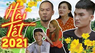 Hài Tết 2021 Cô Thắm Về Làng - Long Đẹp Trai, Mạc Văn Khoa, Huỳnh Phương | Hài Tết Hay Nhất 2021