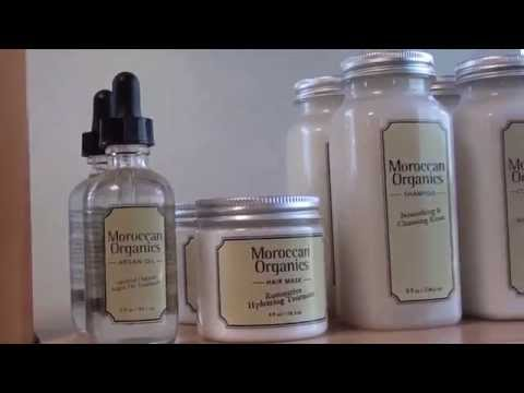 Moroccan Organics Argan Oil Review