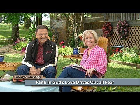 Faith in the Love of God Drives Out Fear