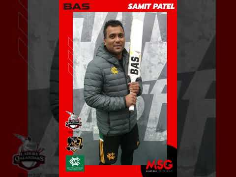 Samit Patel joins Team MSG