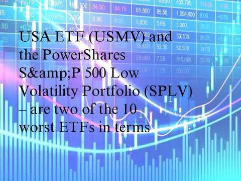 Smart-Beta ETFs Keep Adding Assets (DGRW, USMV)