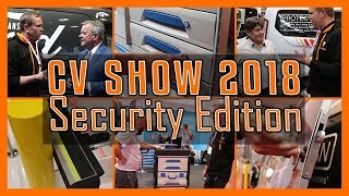 CV Show 2018 | Van Security Edition | Whitebox UK