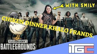 ONLY MASTI with pubg mobile!