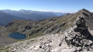 Le Grand Glaiza, Lacs Malrifs - Queyras - Randonnée HD
