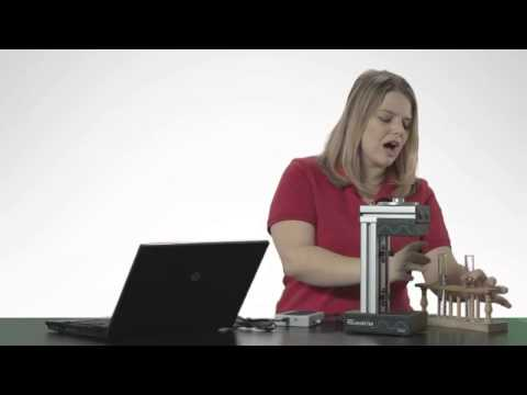 Introduction to the Vernier Chemical Polarimeter   Part 1 of 2   Getting Started