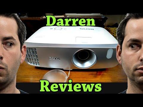 Darren Reviews: BenQ HT2050 1080p Projector