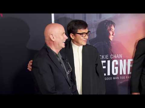 """How to Market Movies: The Foreigner """"Premiere""""  Los Angeles 2"""
