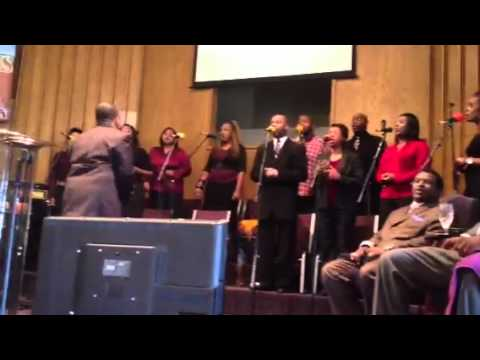 """PFWC Choir, Black History Month Special Song, """"I Opend My Mouth to the Lord"""""""