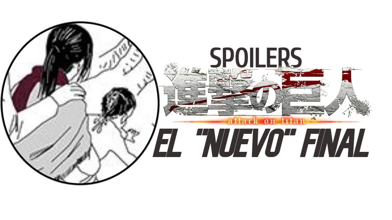 NO PUEDO CREER ESTE NUEVO FINAL / Shingeki No Kyojin PRÓLOGO y Nuevas páginas.