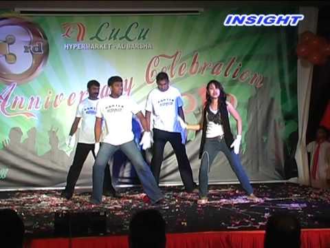 cochin dance shamon munambam