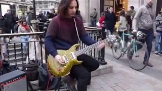 �������� ���� уличные музыканты гитара - (Электро музыка) ������